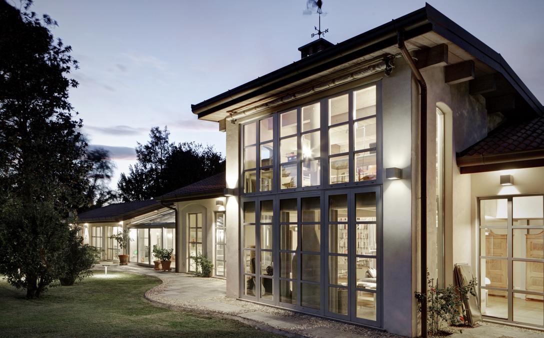 Villa Privata Fino Mornasco