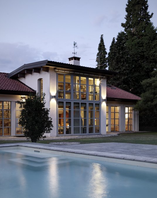 Villa Privata Fino Mornasco
