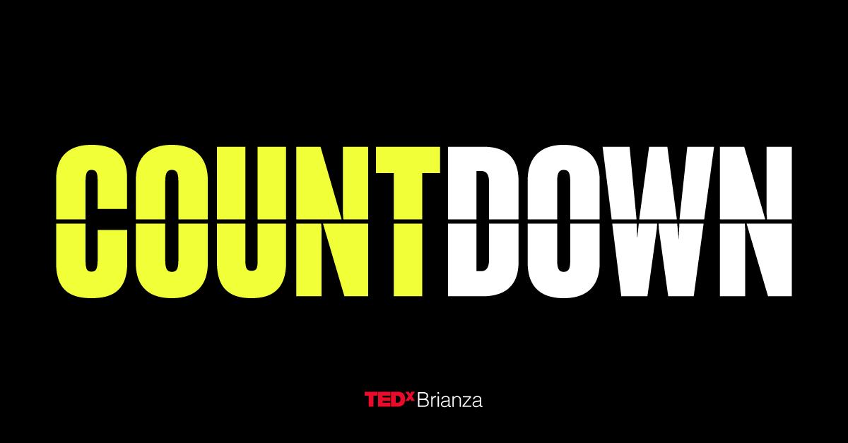 TEDxBrianza Countdown
